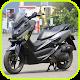 Modifikasi Motor NMAX Terbaik (app)