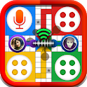 King of Ludo Dice Game with Voice Chat icon