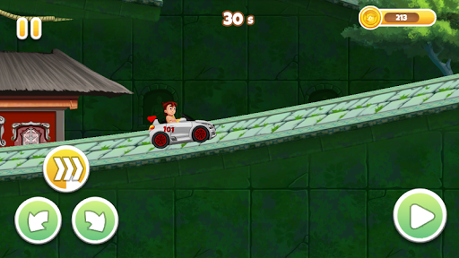 Chhota Bheem Speed Racing  screenshots 8