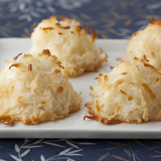 Cookies Coconut macaroon.
