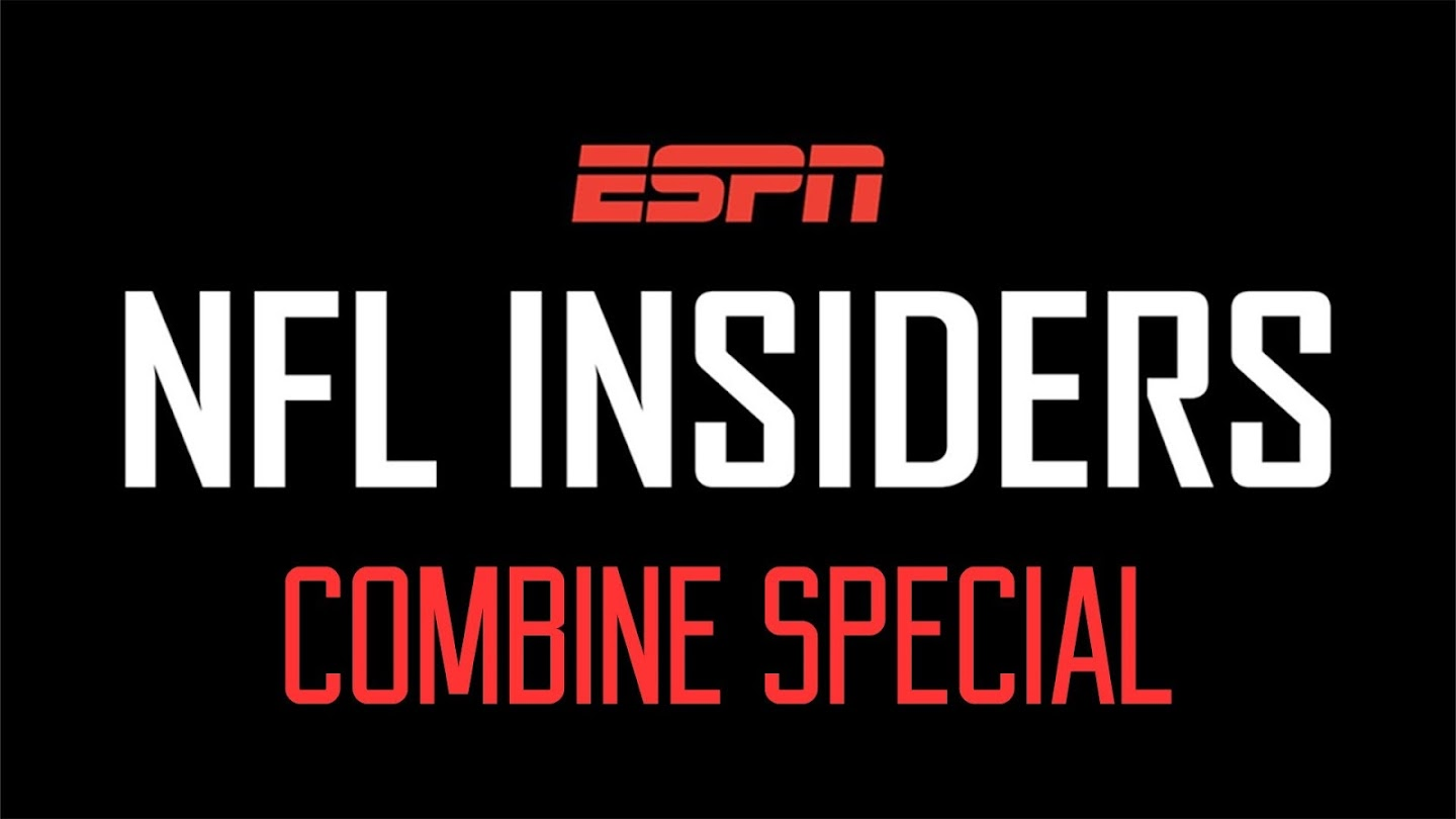 Watch NFL Insiders: Combine Special live
