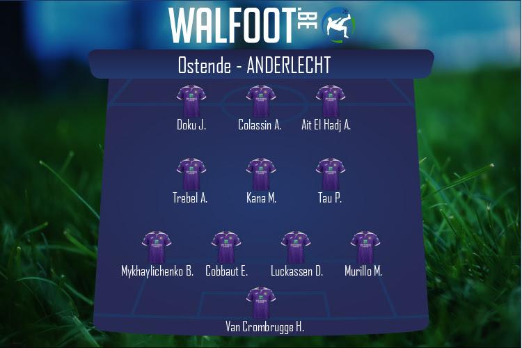 Anderlecht (Ostende - Anderlecht)