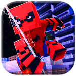 Superhero Skins for MCPE - Minecraft PocketEdition