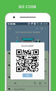 WiFi Password Viewer Pro Screenshot