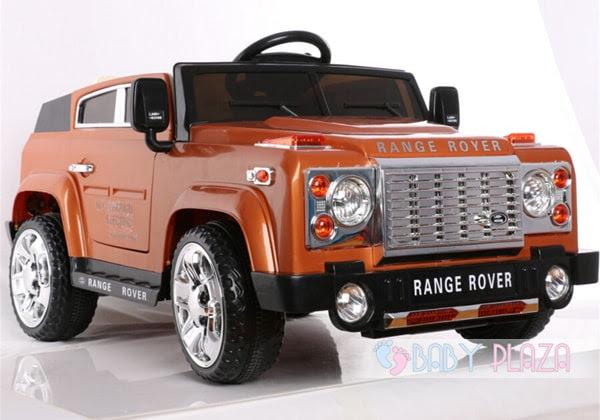 Ô tô điện trẻ em Range Rover 6182 5