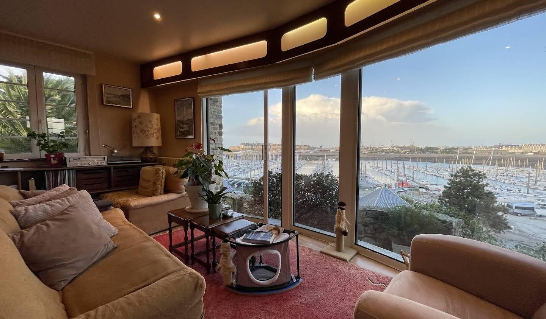 Maison en bord de mer avec jardin Saint-Malo