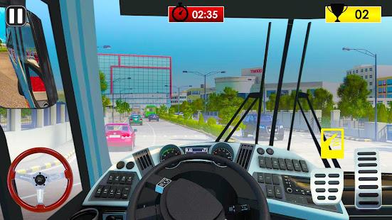 Download Impossible Bus Driving : School Bus Simulator For PC Windows and Mac apk screenshot 4