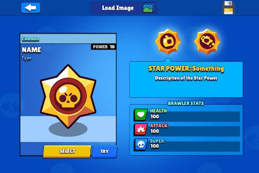Card Maker for Brawl Stars filehippodl screenshot 2