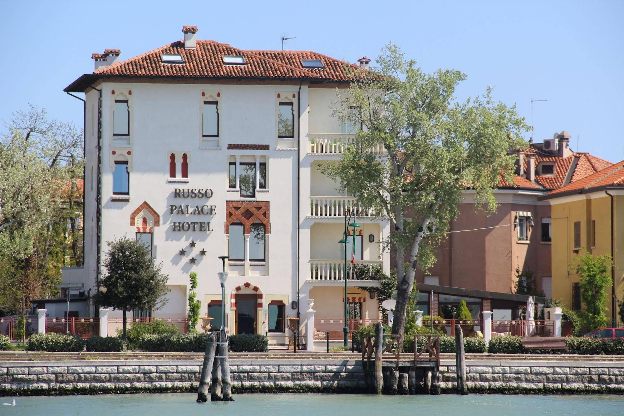 Romantik Hotel Russo Palace