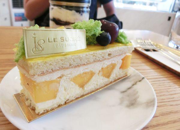 蘇格蕾法式甜點 Le Sucré Pâtisserie - 超級推薦芒果芙蓮 & 罐子蛋糕!
