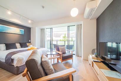 Garden Terrace Ginza East 501 Serviced Apartments
