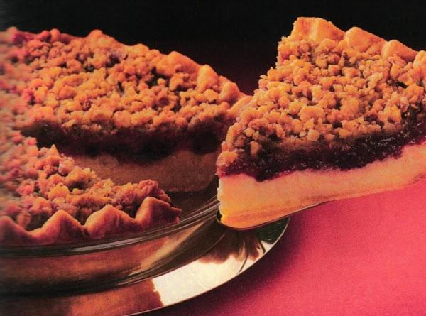 Cranberry Crumb Pie Recipe