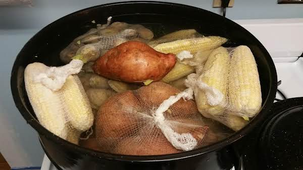 Old Fashioned Midwestern Clambake Recipe
