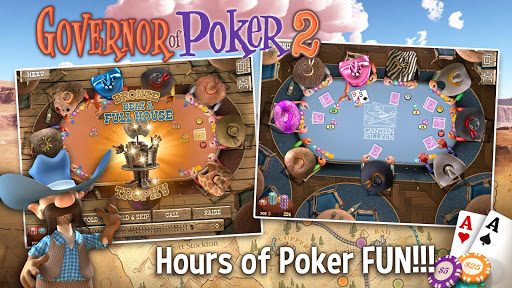 TEXAS HOLDEM POKER OFFLINE 3.0.12 Mod screenshots 1