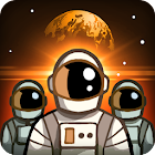 Idle Tycoon: compagnie spatiale icon