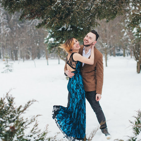 Wedding photographer Irina Poberezhnaya (Poberezhnaya). Photo of 25.02.2018