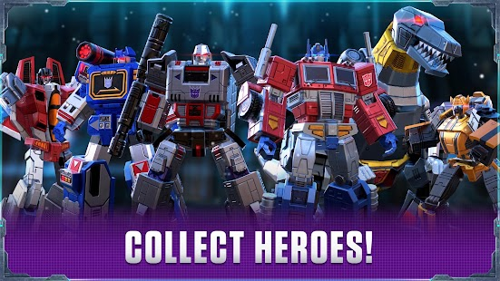 Transformers: Earth Wars Beta Screenshot