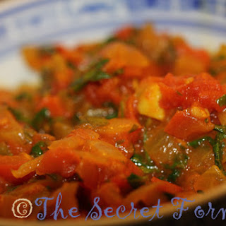 Tangy Tomato Curry