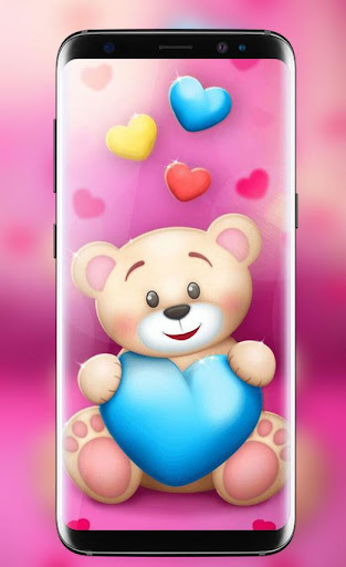 Download Teddy Bear Live Wallpaper Hd Animal Wallpaper For Free
