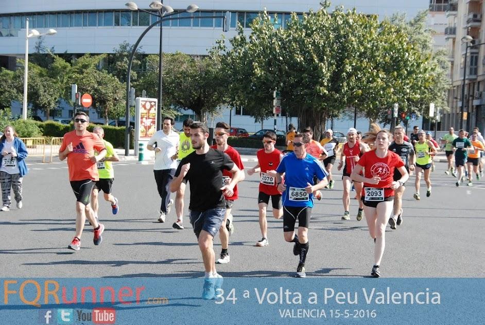 34ª Volta a Peu Valencia 2016