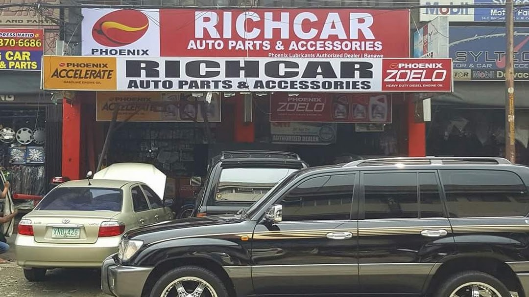 Phoenix Auto Parts >> Richcar Auto Parts Car Accessories Wholesaler Retailer