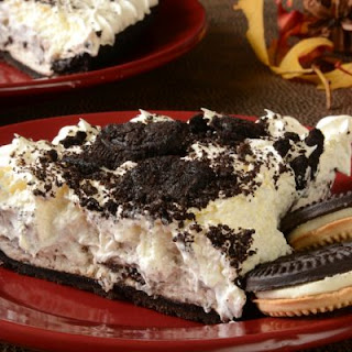 Reduced Fat Oreo Cheesecake