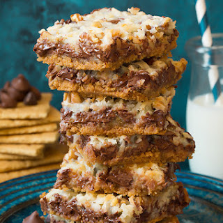 Six Layer Magic Bars (only 6 ingredients!)