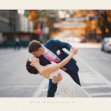 Wedding photographer Ovik Arutyunyan (apack). Photo of 26.12.2012