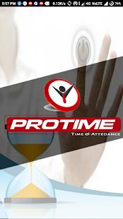 ProTime - náhled