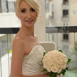 by Sasa Rajic Wedding Photography - Wedding Bride ( wedding photography, wedding day, wedding, bride )
