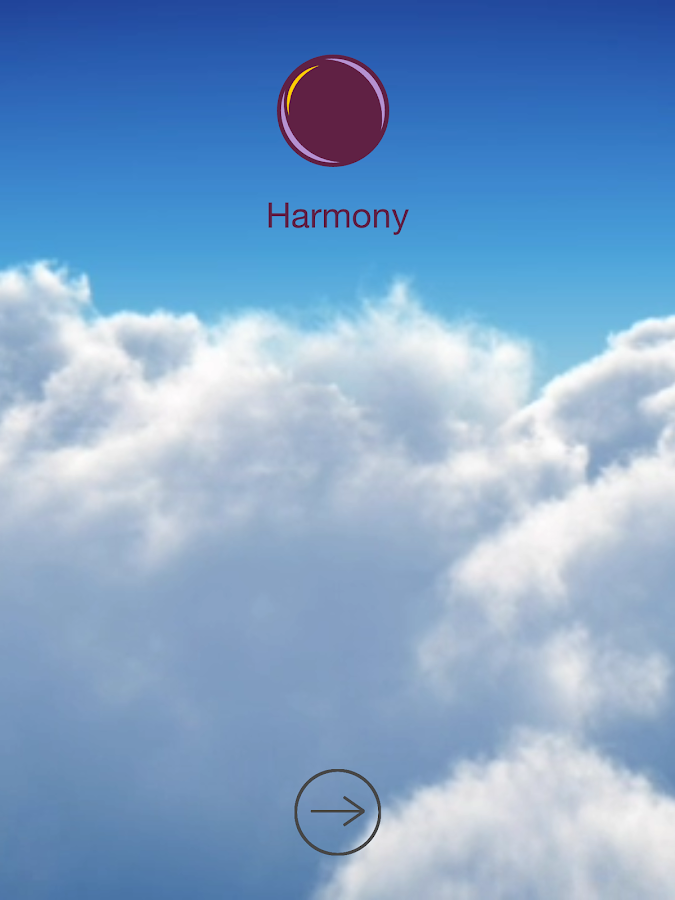 Harmony - Hypnosis Meditation - screenshot