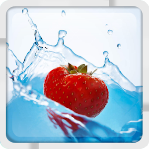 Strawberry Fall Live Wallpaper download