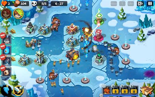 Hero Defense King 1.0.3 screenshots 6