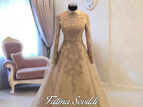 a3475f5ec9b70 Fatma Sevildi Tesettür Moda Evi - Gelinlik ve Nişanlık