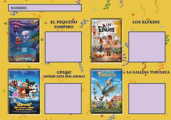 Festival de cine de animación europea