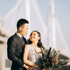Wedding photographer Nadezhda Tereshko (2kosmos). Photo of 05.06.2018