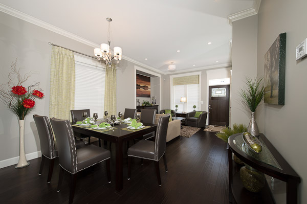 Photo: Dining and Sitting Room