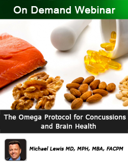 Omega 3 and Concussions