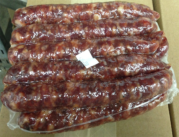 Bona Sausage Cacciatore - Sweet (variable weight)