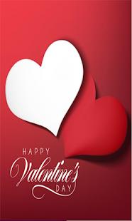 Valentine's Love Day 2018 SMS - náhled