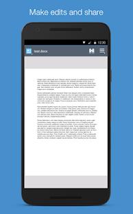 MobileIron Docs@Work - náhled