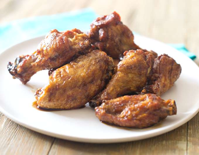 How to Fry Chicken Wings Recipe