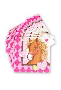 Häst servetter, 20 st