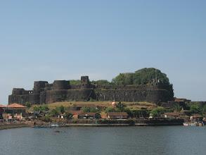 Photo: Vijaydurg fort