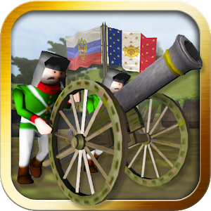 1812 Cannon Shooter Borodino for PC and MAC