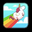 Unicorn Horse Fly icon