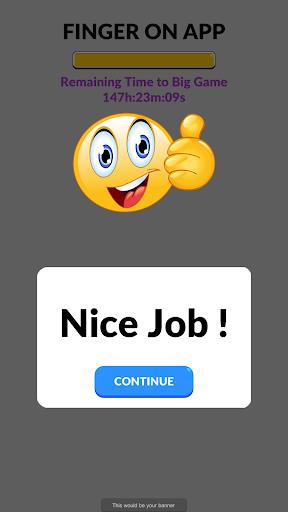 Finger On The App hack tool