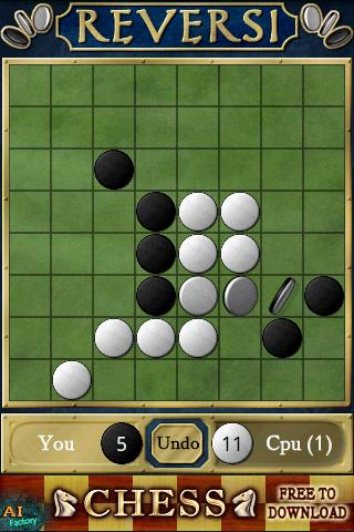 Reversi Free 1.441 screenshots 1