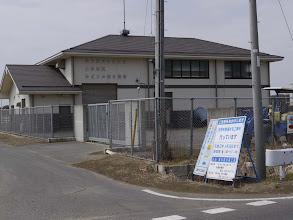 Photo: 小松地区みどりみ排水機場。