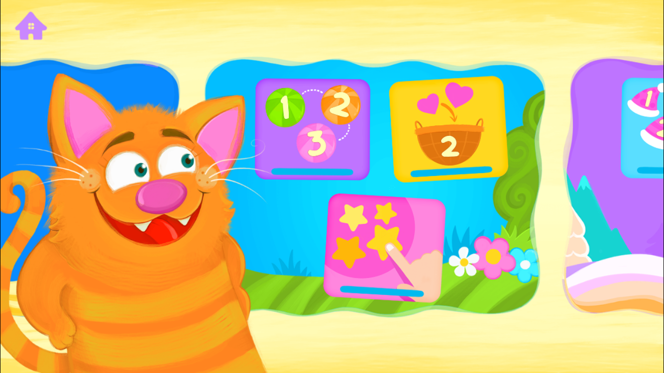 Animal Number Games for Toddlers Games for Free- screenshot